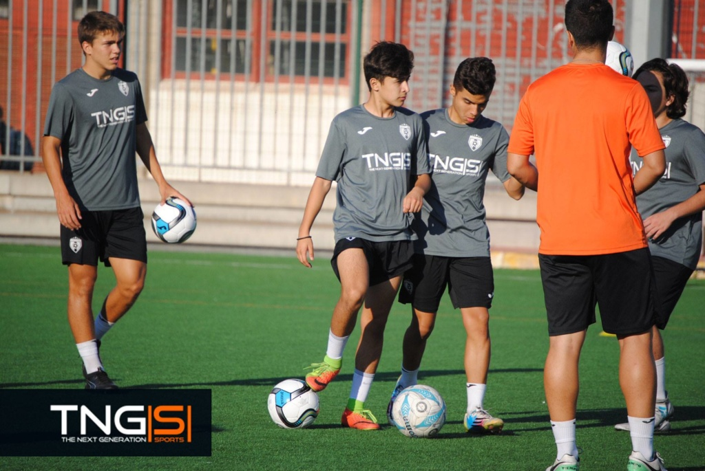 NG Camps|The most professional way to learn Spanish football