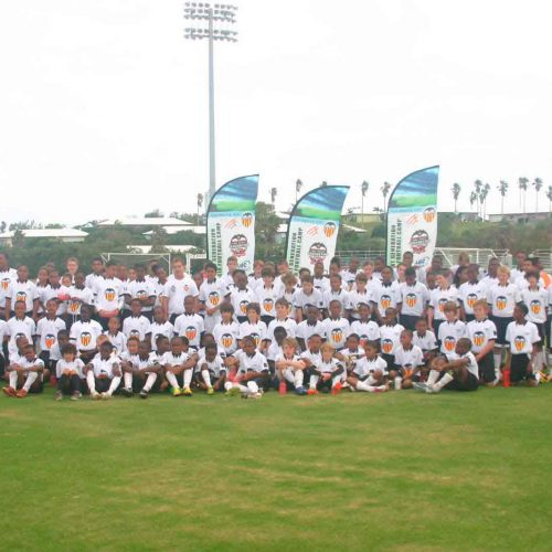1st Hamilton Spanish Football Camp