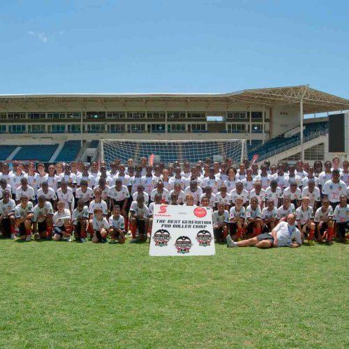 1st Kingston Spanish Football Camp