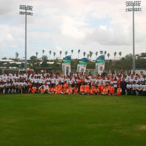2nd Hamilton Spanish Football Camp