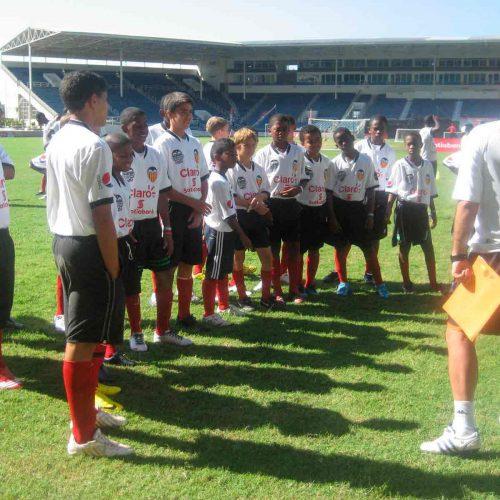 3rd Kingston Spanish Football Camp