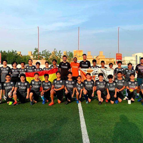 II Jeddah 2019 Spanish Camp 2