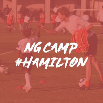 Spanish scouting camp Hamilton 2012