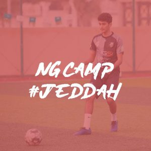 Spanish scouting camp Jeddah 2018