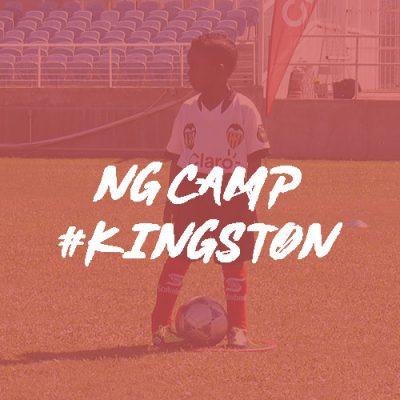 Spanish scouting camp Kingston 2010