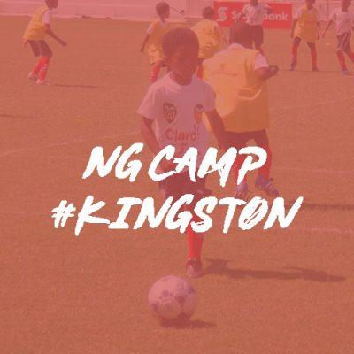 Spanish scouting camp Kingston 2013