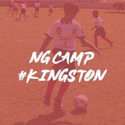 Spanish scouting camp Kingston 2012