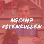 Spanish scouting camp Sweden