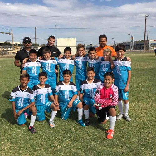 Texas Spanish Football Camp