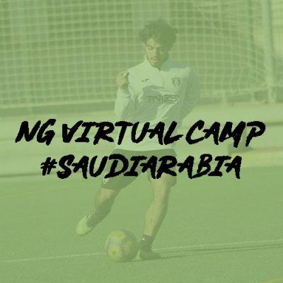 Spanish online Saudi Arabia Camp